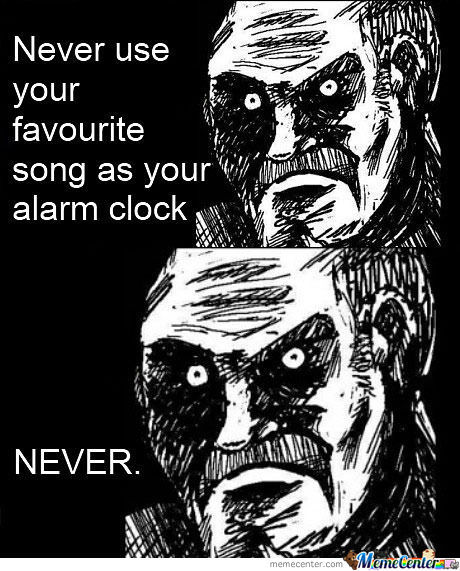Never!!!