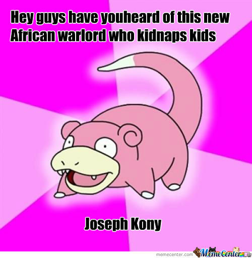 New African Warlord