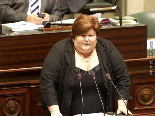 New Belgian Minister Of Health... The Irony... And Should I Feel Embarrassed?