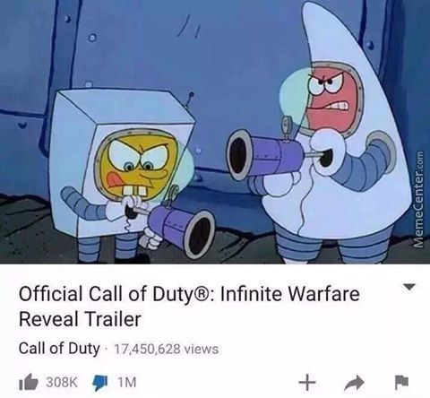 New Cod Looks Great! I Don't Get The Hate.