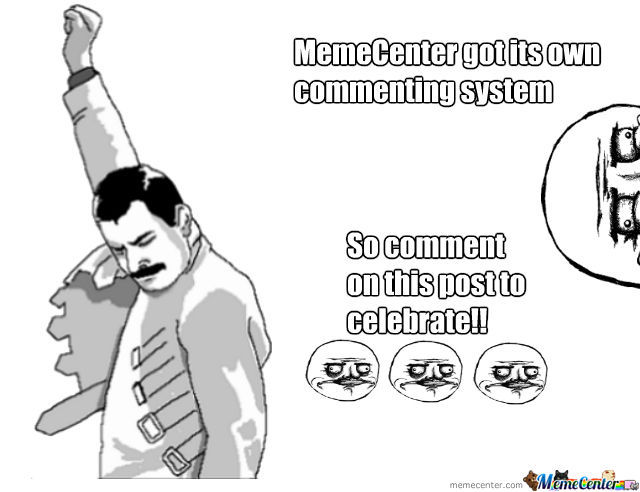 New Commenting System! Praise The Lord!