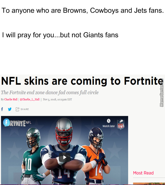 New Fortnite League