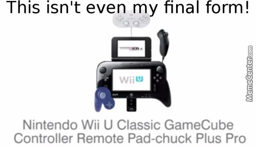 New From Nintendo!