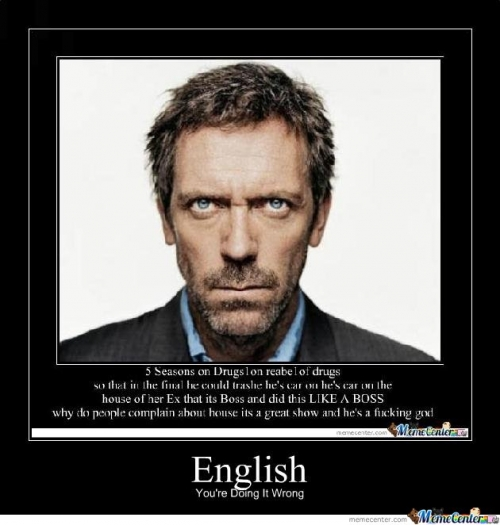 Gregory house memes best collection of funny gregory for House md music