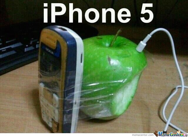 New Iphone 5 Green