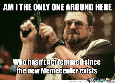 New Memecenter Forgets Old Users