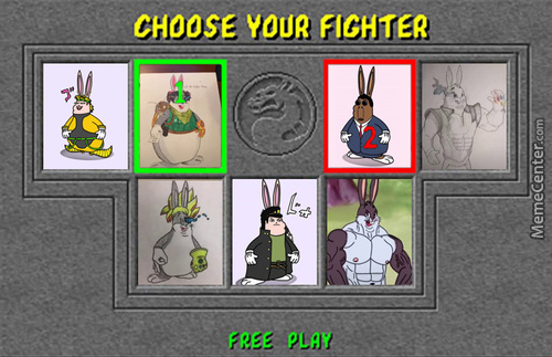 New Mortal Kombat Leaked Select Screen