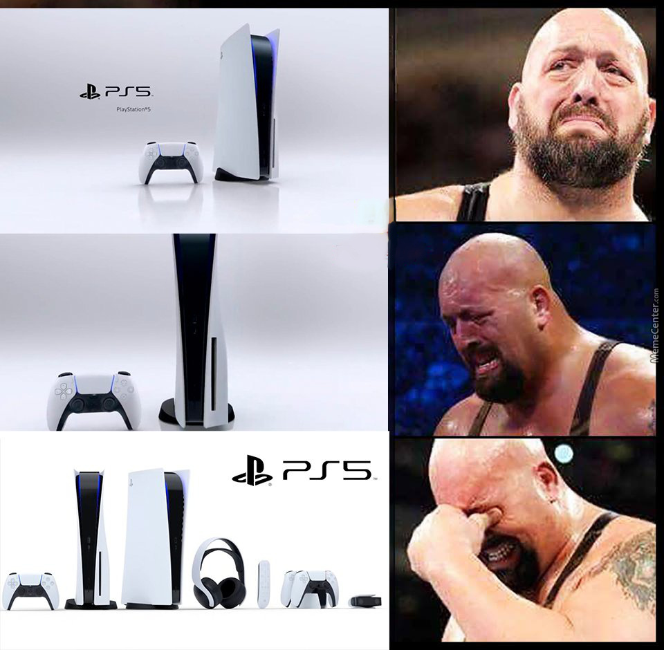 New Ps5 Is Beautiful...