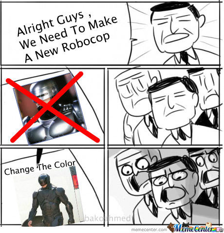 New Robocop