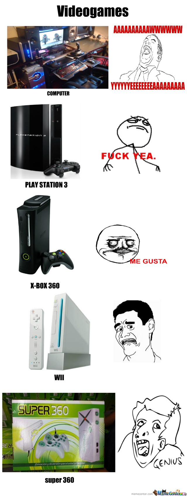 New Videogame System