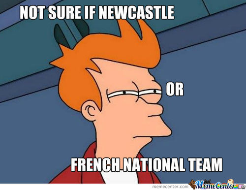 Newcastle These Days