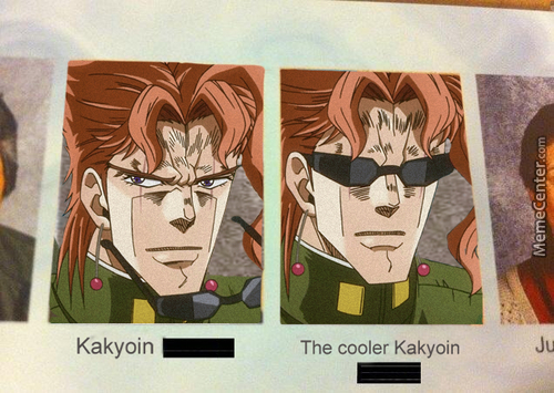 Newer Kakyoin Is Here