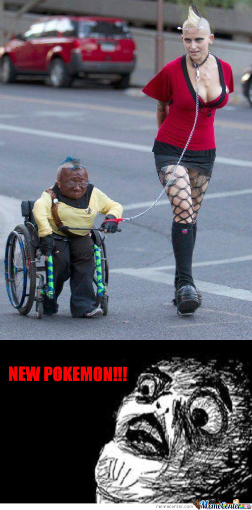 New Pokemon