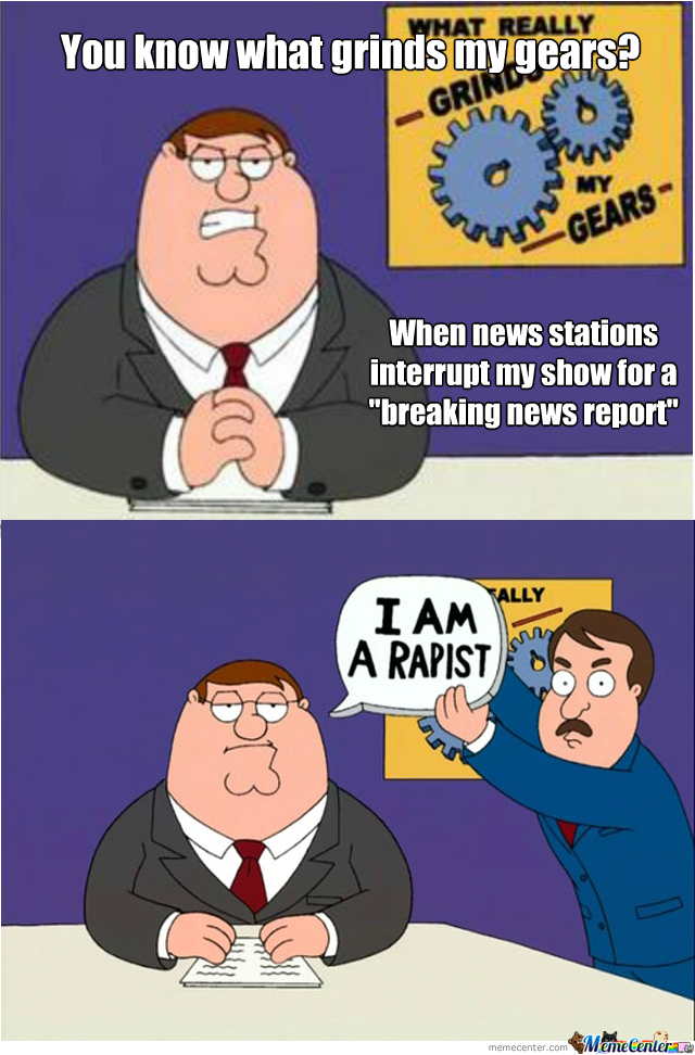 News Is Pointless