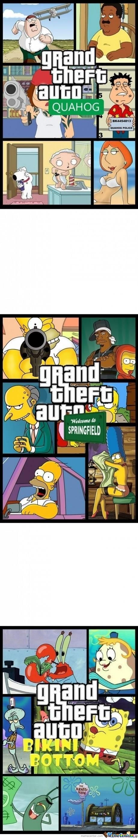 Next Gen Of Gta