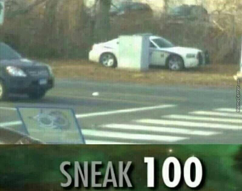 Next Level Sneaking