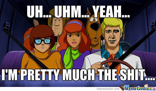 nicolas cage is gonna voice freddy in the new scooby doo series this fall_c_1071383 scooby doo memes best collection of funny scooby doo pictures