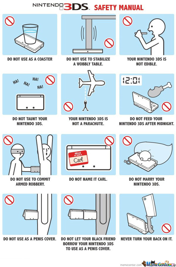 nintendo 3ds safety manual by xiro meme center rh memecenter com nintendo 3ds manual wifi setup nintendo 3ds manual reset