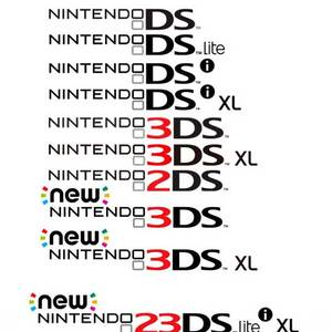 list of synonyms and antonyms of the word nintendo ds logo