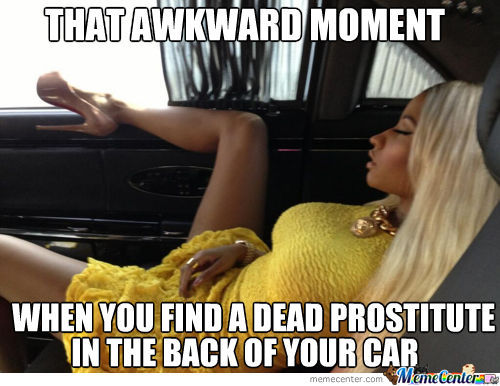 No Diference Between Nicki And A Prostitute