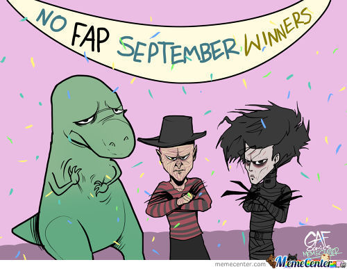 No Fap September