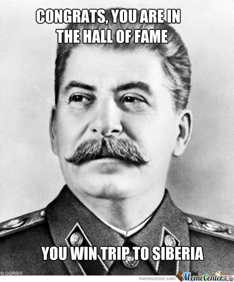 no hall of fame in soviet russia_o_1392985 no hall of fame in soviet russia by kickassia meme center