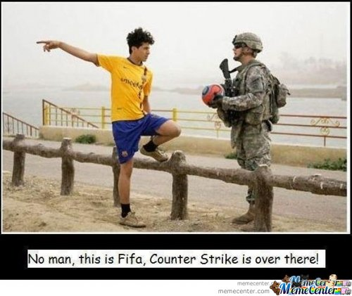 No Man, This Is Fifa