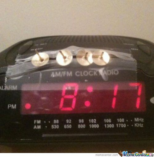 No More Pressing Snooze!