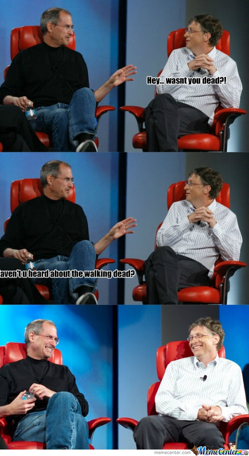 No Offense ,, I Like Steve Jobs Too..