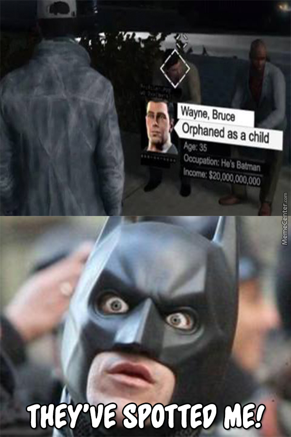 No One Can Escape Aiden. Not Even You, Batman.