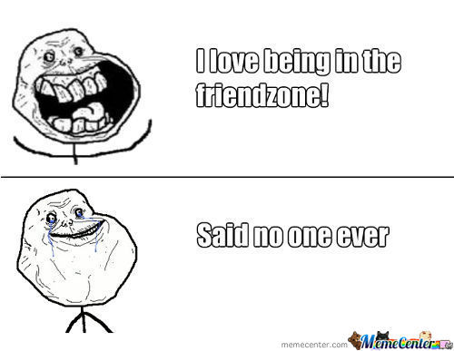 No One Likes The Friendzone