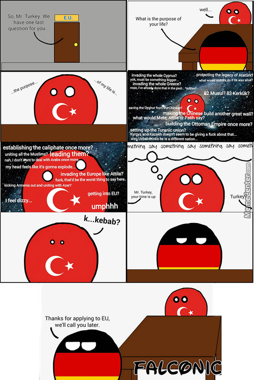 No One Wants To Join The Eu In Turkey Anyway...