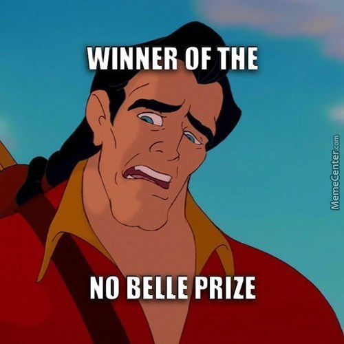 no one wins like gaston_o_4371213 no one wins like gaston by icecold100below meme center