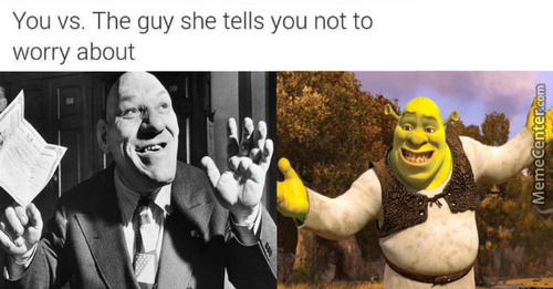 No Reboot For Shrek