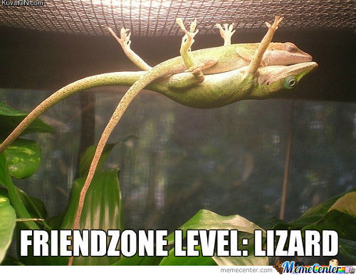 No Species Is Safe From The Friendzone