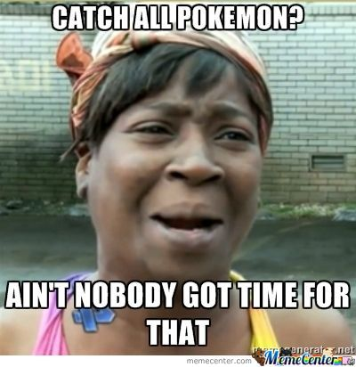Noah Forgot To Catch Them All Also