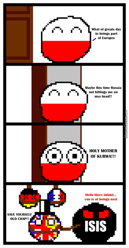 Noobslaughterer- Poland And The Terrorists