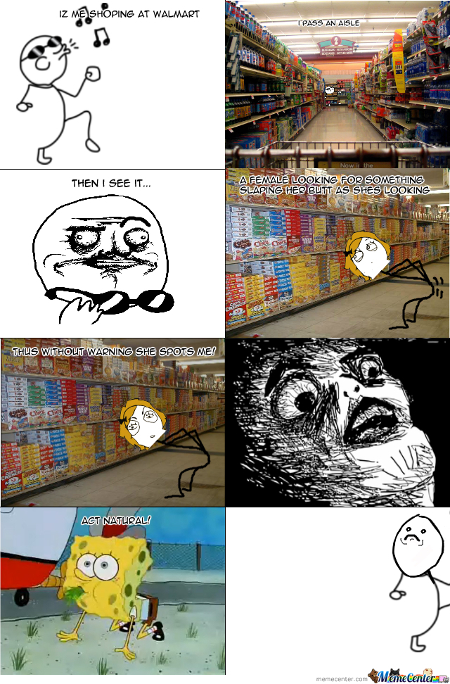 Nope Its Not In This Aisle