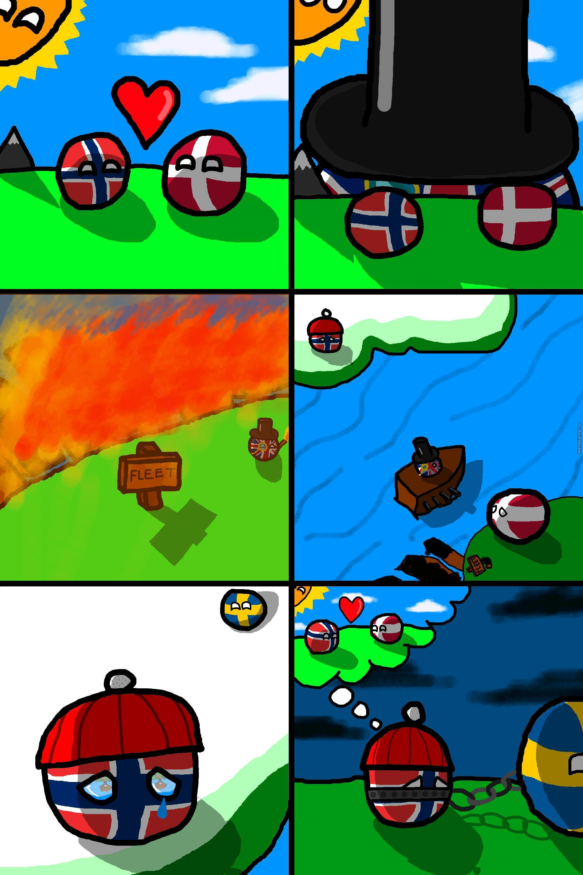 Nordic Countries Durring The Napoleonic War