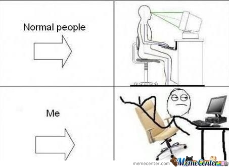 Normal People And Me