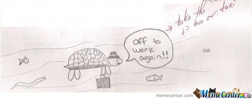 Normal Turtle Business