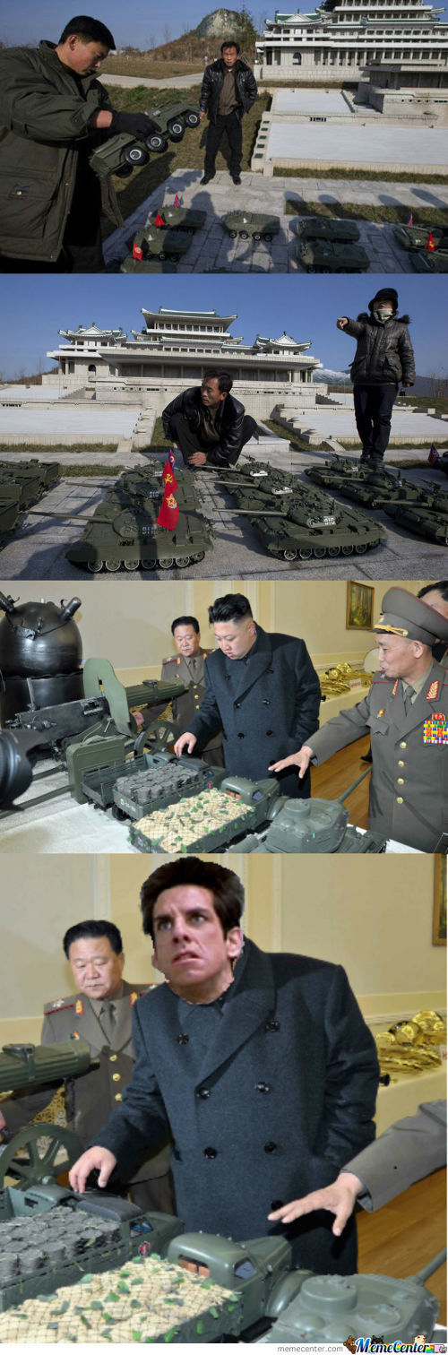 North Korea's Army For Ants?!