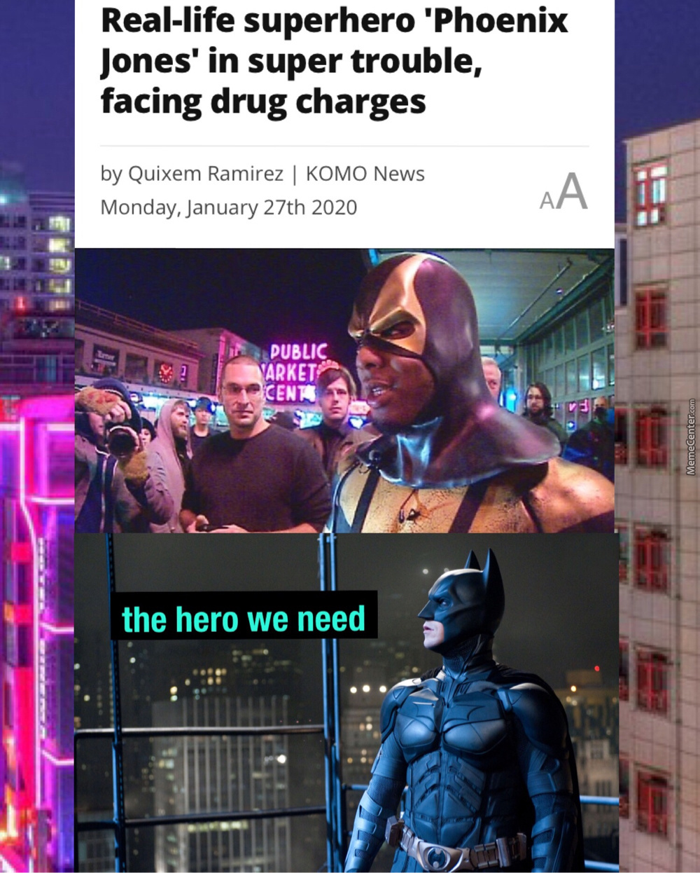 Not All Heroes Deal Vapes