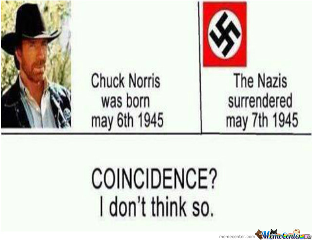 Not Coincidence...