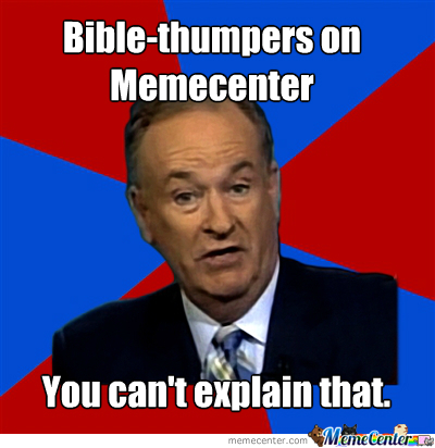 Not Even Bill O'reilly Can Explain That