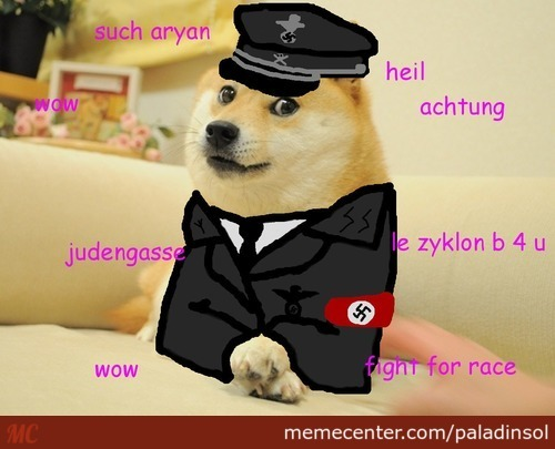 (Not Mine) Friend Obsessed With Doge Sent To Me