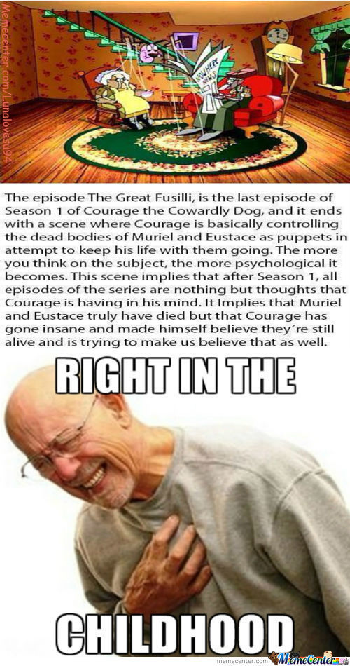 Not One Of My Favorite Shows(/ ;-;)/