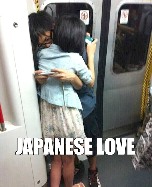 Not Only In Japan