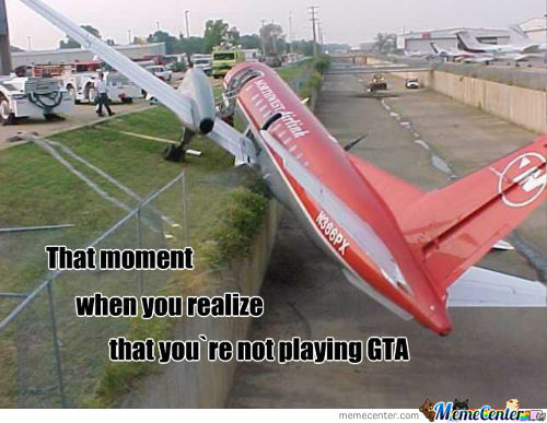 Not Playing Gta