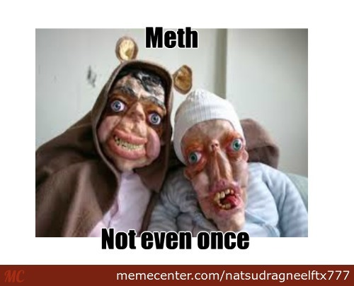 Not Sure If Meth.. Or Just Halloween Costume